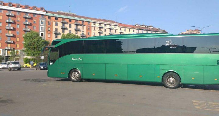 Classic Bus Milan Italia