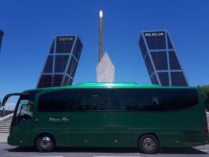 Classic Bus Plaza Castilla
