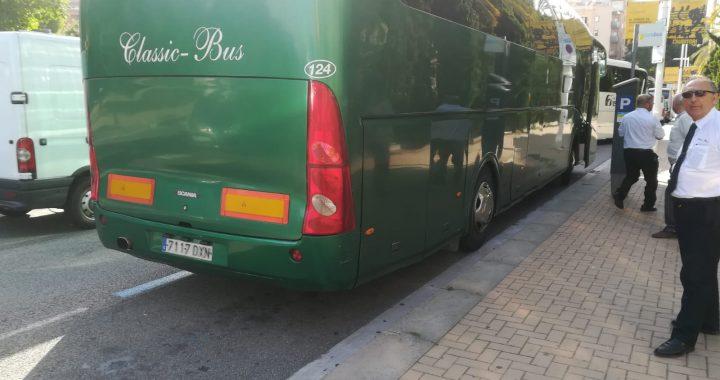 Classic Bus Barcelona