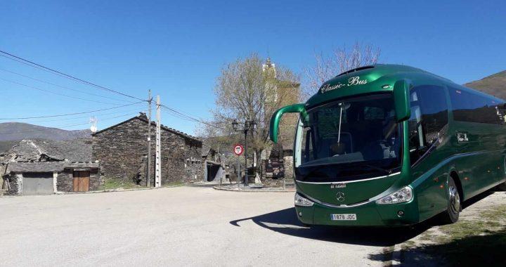 Classic Bus Majaelrayo Guadalajara
