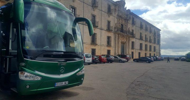Classic Bus Monasterio Ucles