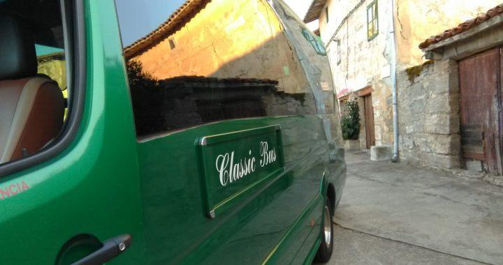 Classic Bus Montes De Oca Burgos