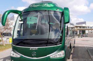 Classic Bus Puerto De Algeciras Cadiz