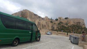 Minibus Classic Castillo Santa Barbara Alicante