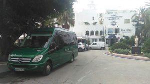 Minibus Classic Bus Marbella