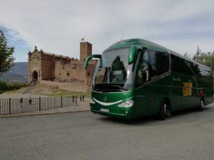 Classic Bus Castillo Abadia
