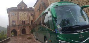 Monasterio De Valvanera Classic Bus