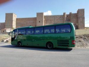 Castillo Siguenza Guadalajara Classic Bus