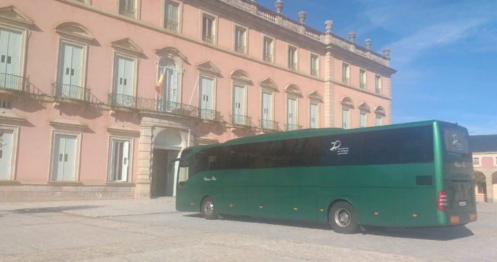 Classic Bus Castillo De Riofrio