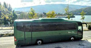 Classic Bus Guimaraes Rio Douro