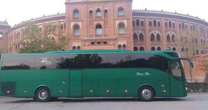 Classic Bus Las Ventas Madrid
