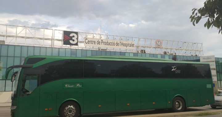 Classic Bus TV3 Hospitalet