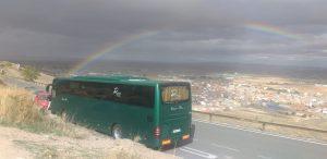 Classic Bus Arcoiris Consuegra
