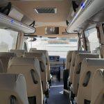 Delante Interior Minibus Nuevo Mercedes Classic Bus