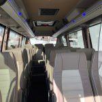 Interior Minibus Nuevo Mercedes Classic Bus