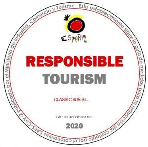 Turismo Seguro SARS CoV2