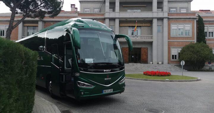 Classic Bus Inia Madrid